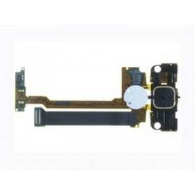 flex n96 Nokia con membrana teclado externo