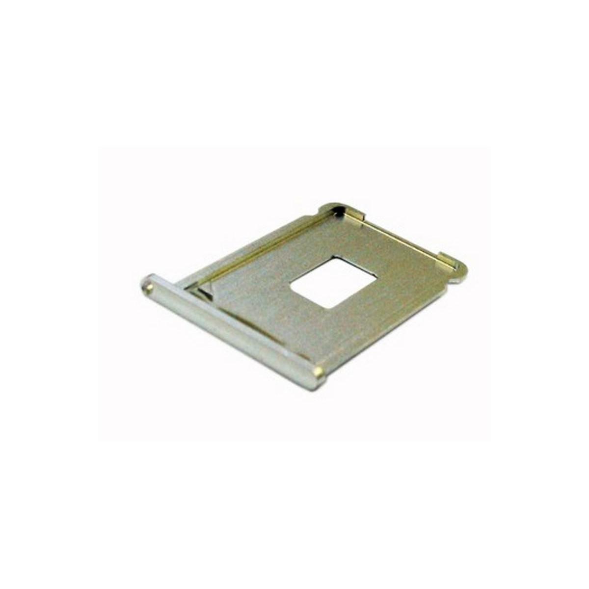 Iphone 2G porta SIM de aluminio, celda de la tarjeta sim