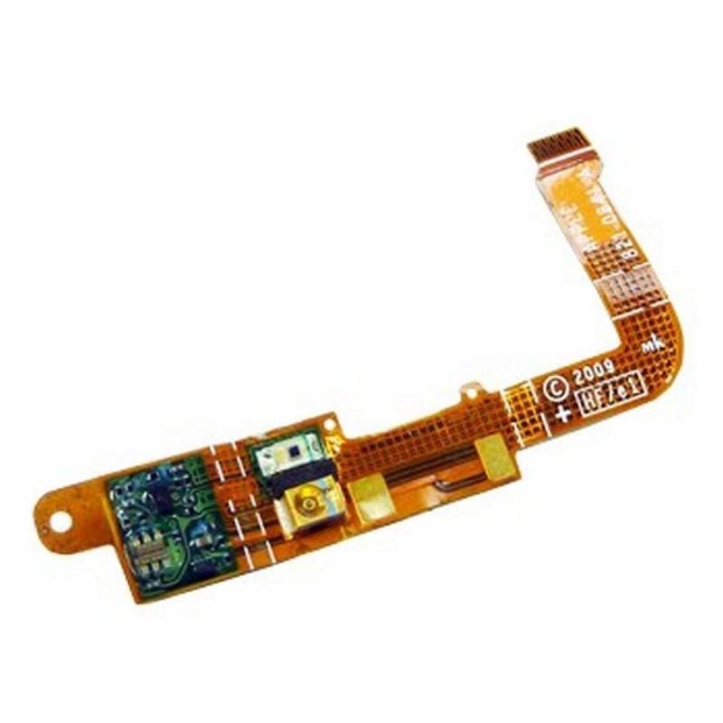 iPhone 3GS cable flex con sensor de luz y conecxión para altavoz auricular