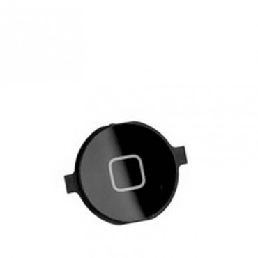 boton home iPhone 4 PRETO