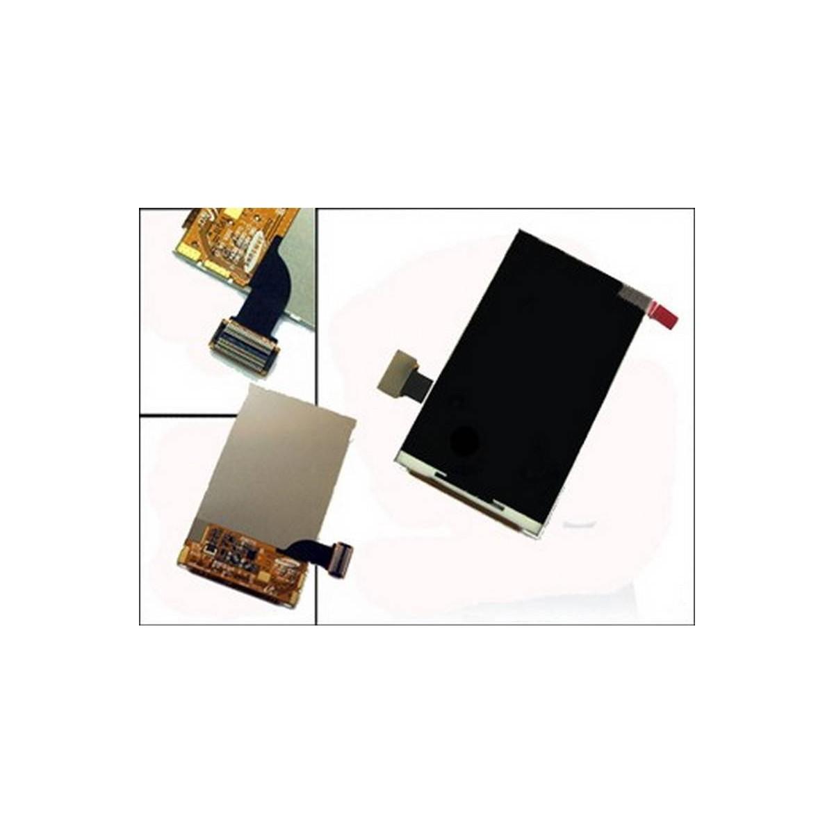 Samsung S8000 Jet Display, ecrã LCD