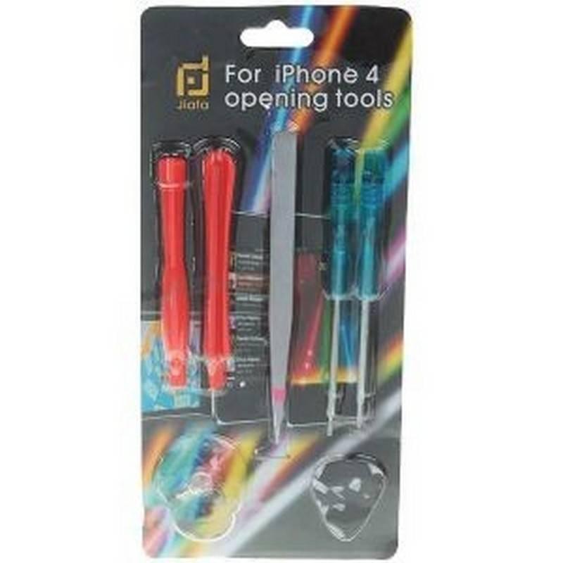 Kit de 7 piezas de herramientas de apertura para iPhone 4
