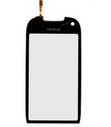 Ecrã Tactil-Digitalizador Nokia C7. preto ORIGINAL