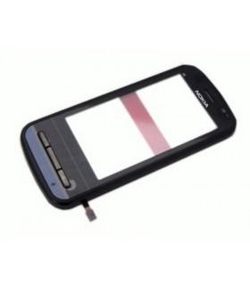 Més sobre Nokia C6-00 carcasa frontal negra + pantalla digitalizadora, ORIGINAL