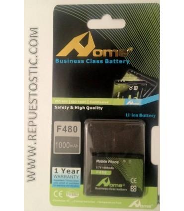 Samsung F480 , F480V, F480i 850m/Ah LI-ION de larga duracion