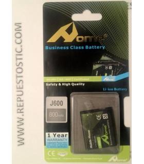 bateria Samsung J600/M600 800m/Ah Li-Ion de larga duracion