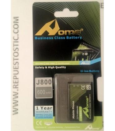 Samsung J800, F400, L700, ZV60, S5600 960m/Ah LI-ION de LARGA DURACION
