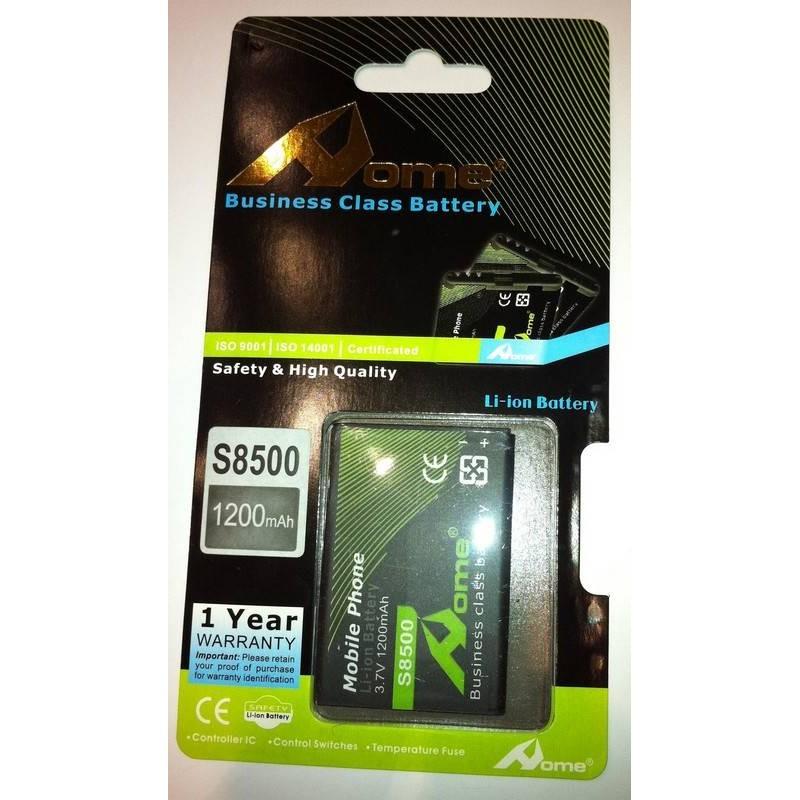 Samsung i8910 HD, B7610 Omnia Pro, S8500 1200m/Ah LI-ION DE LARGA DURACION