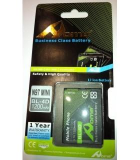Nokia N97 MINI BL-4D 1200m/Ah LI-ION de larga duracion
