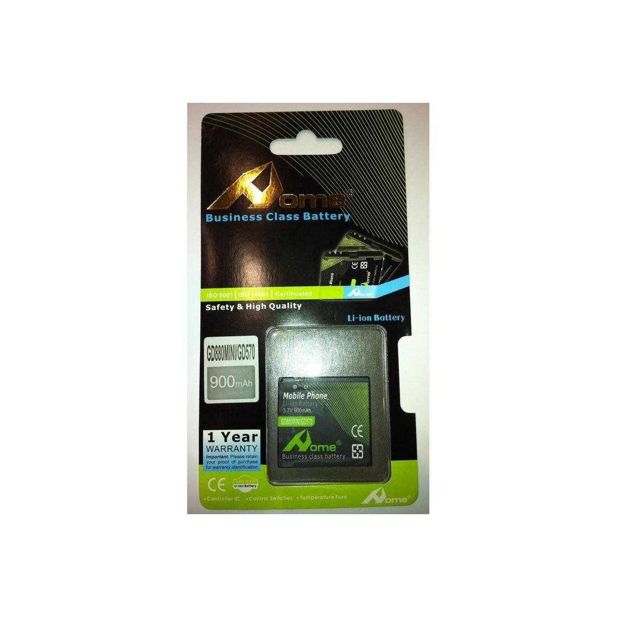 LG GD510 POP, GD880 Mini 900m/Ah DE LARGA DURACION