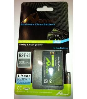 Sony Ericsson BST-25 T618, t610, 800m/Ah LI-ION de LARGA DURACION