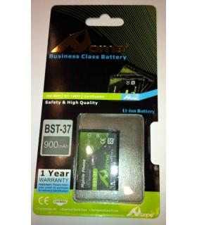 Sony Ericsson D750i, W800, W350, K610, K750, BST-37 900m/Ah LI-ION de LARGA DURACION