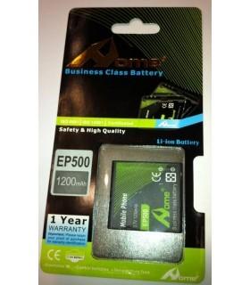 Sony Ericsson U5 VIVAZ, VIVAZ PRO EP500, 1200m/Ah LI-ION DE LARGA DURACION