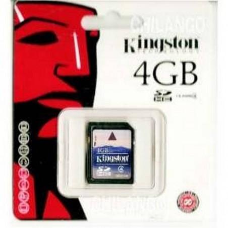 Tarjeta de Memoria SD 8GB KINGSTON ORIGINAL