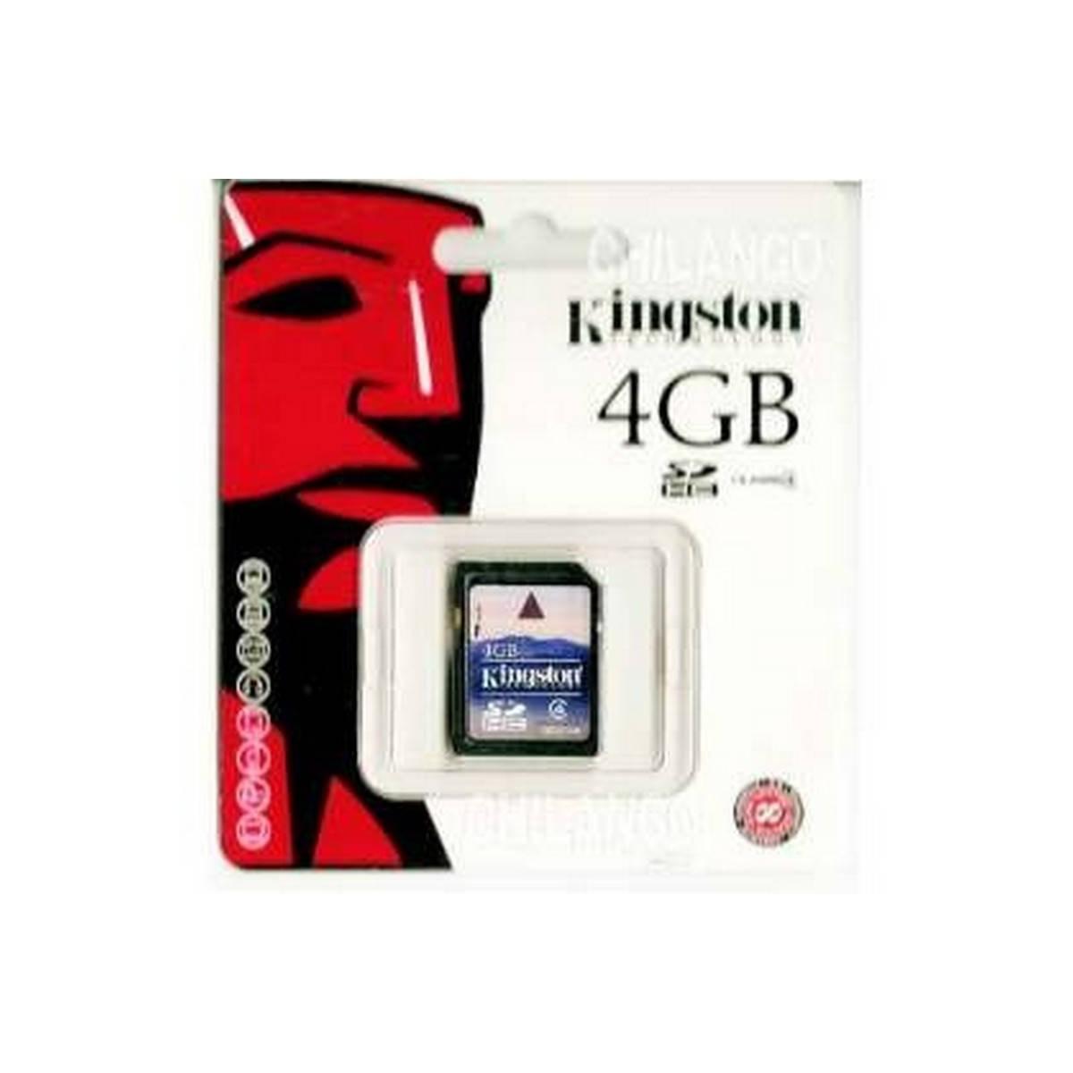 Cartão De Memoria SD 8GB KINGSTON ORIGINAL