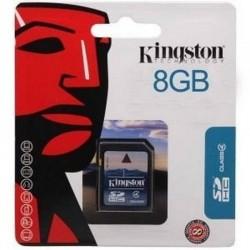 Tarjeta De Memoria SD 16GB KINGSTON ORIGINAL