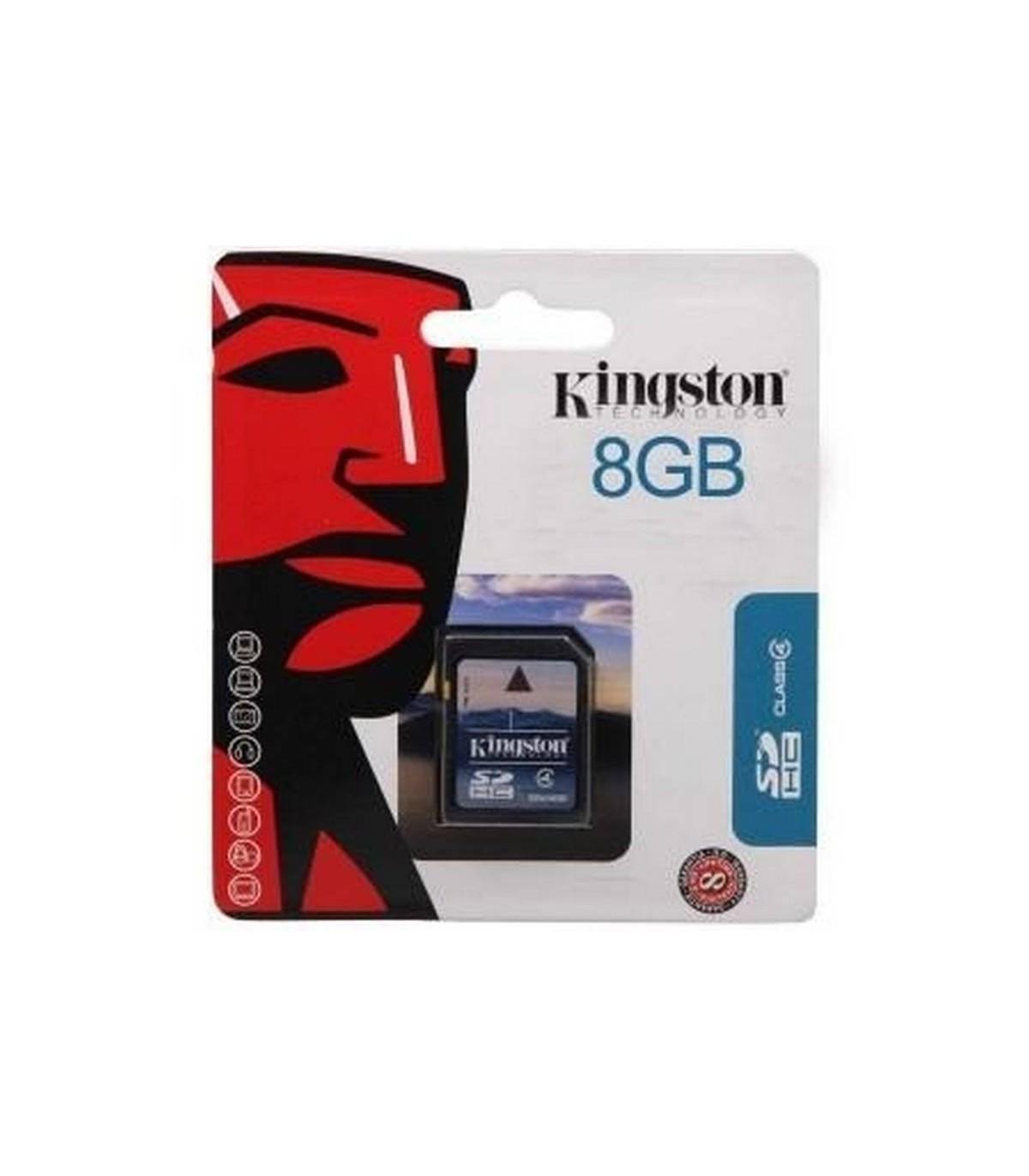 Cartão De Memoria SD 16GB KINGSTON ORIGINAL
