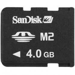 Cartão de Memoria M2 4GB SANDISK ORIGINAL