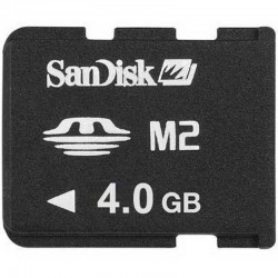 Tarjeta De Memoria M2 4GB SANDISK ORIGINAL