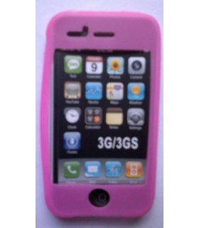 Funda iphone 3G/3Gs, Rosa