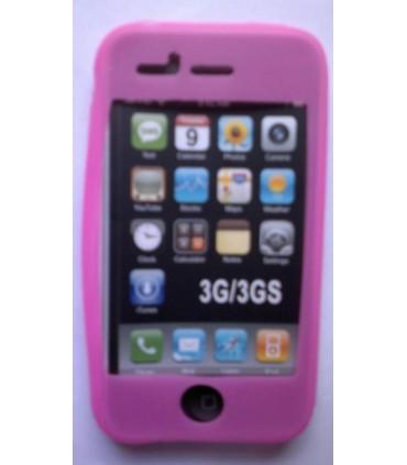 Funda iphone 3G/3Gs, Rosa