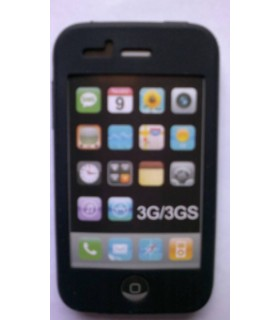Funda iphone 3G/3Gs, Negro
