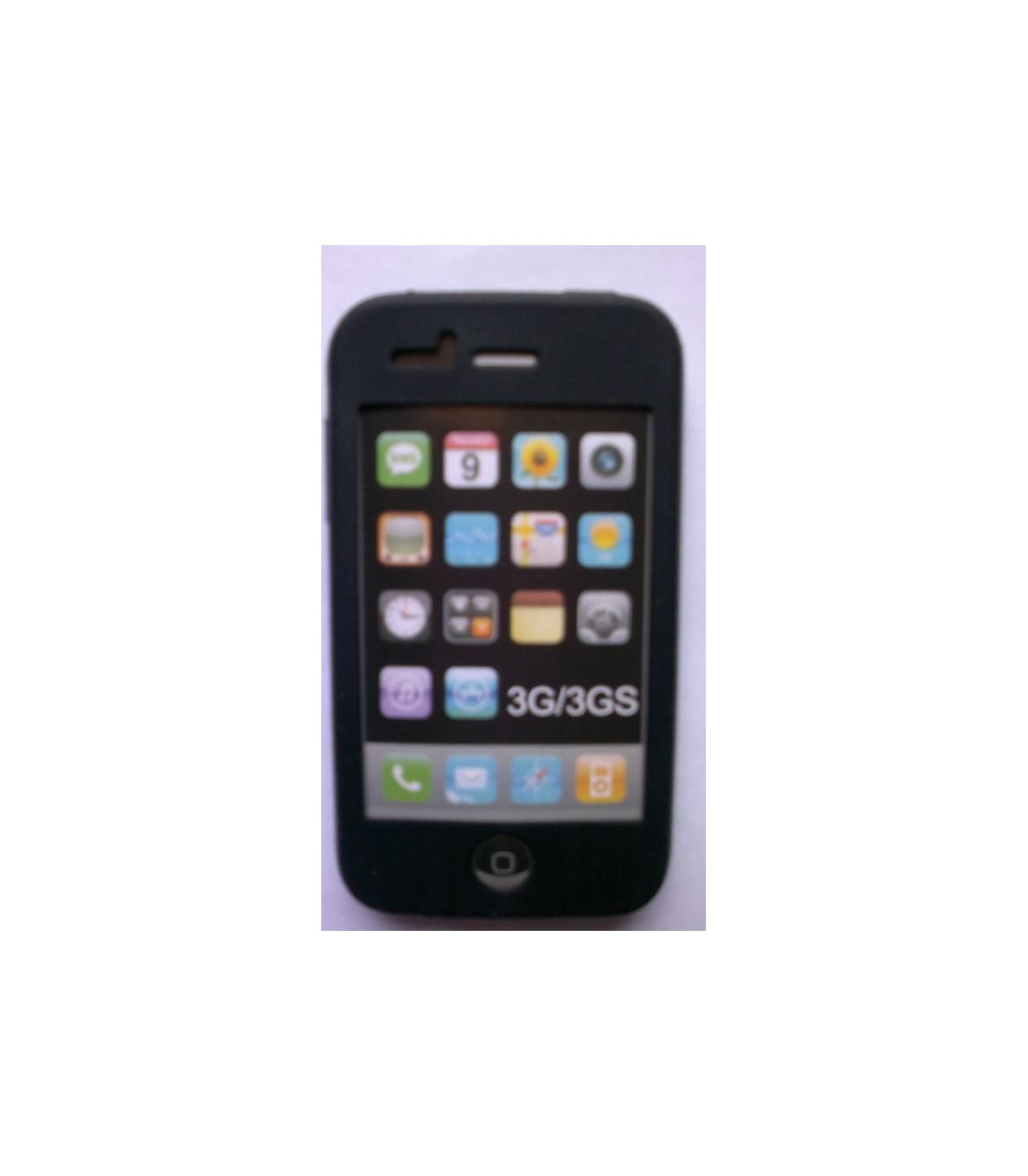 Funda iphone 3G/3Gs, Preto