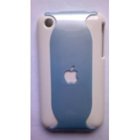 Funda iphone 3G/3Gs, Azul y Blanco
