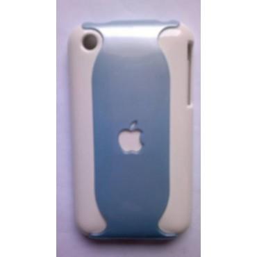 Funda iphone 3G/3Gs, Azul y Blanco