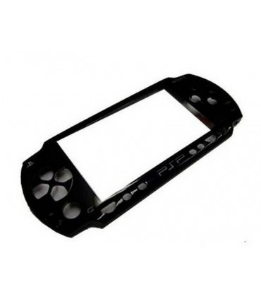 PSP 3000 Carcasa Frontal Negra