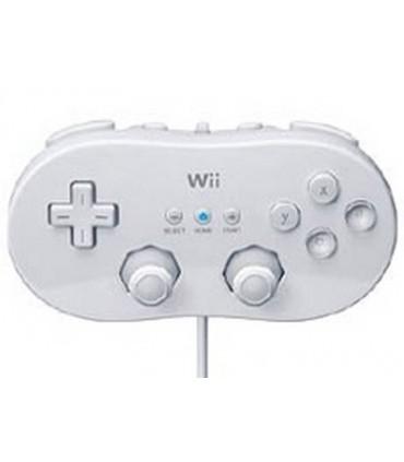 Wii Mando clasico Blanco