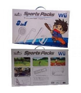 WII Pack Deporte 8 em 1