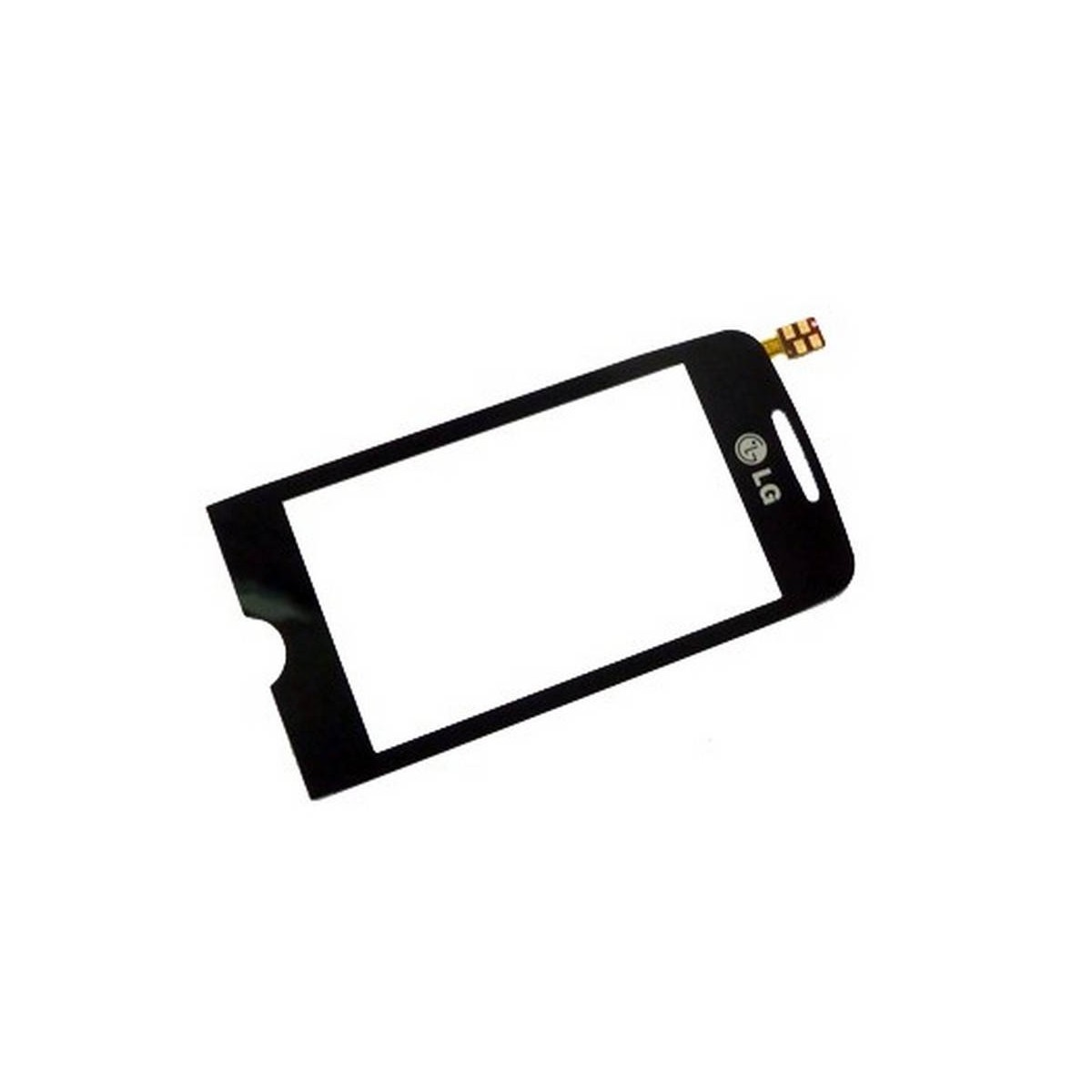 LG GS290 ecrã digitalizadora, ventana tactil cubre display LCD