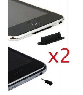 Mas sobre TAPONES Anti polvo iphone 3 3G 3GS 4 4G ipod PACK 2