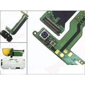Nokia N95 cable flex con membrana teclado externo y camara de videoconferencia