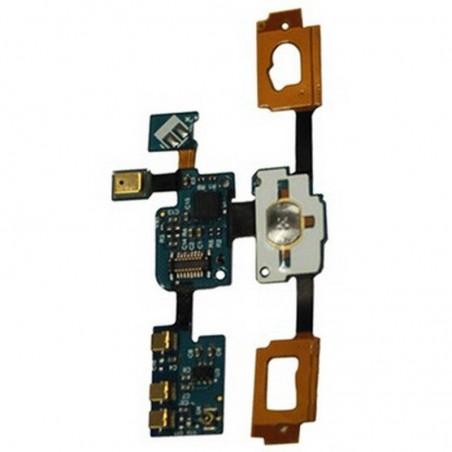 Cable Flex Teclado Funcional con Micro y Vibrador Samsung I9000 ORIGINAL