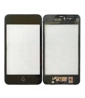Pantalla tactil con marco para Ipod Touch de 3ª generacion.