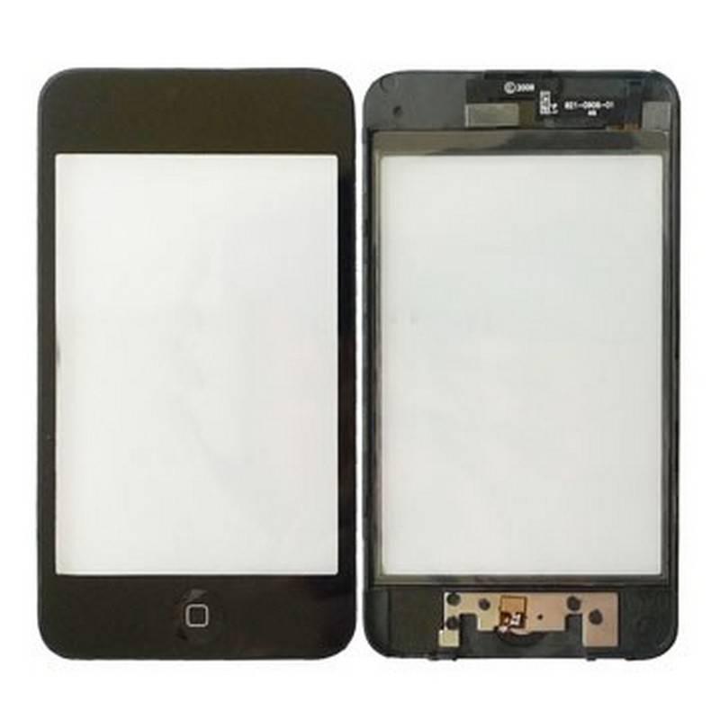 Ecrã táctil para Ipod Touch de 3ª generacion. com boton Home ORIGINAL