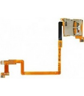 Nintendo NDSi cabo flex com leitor de cartãos SD