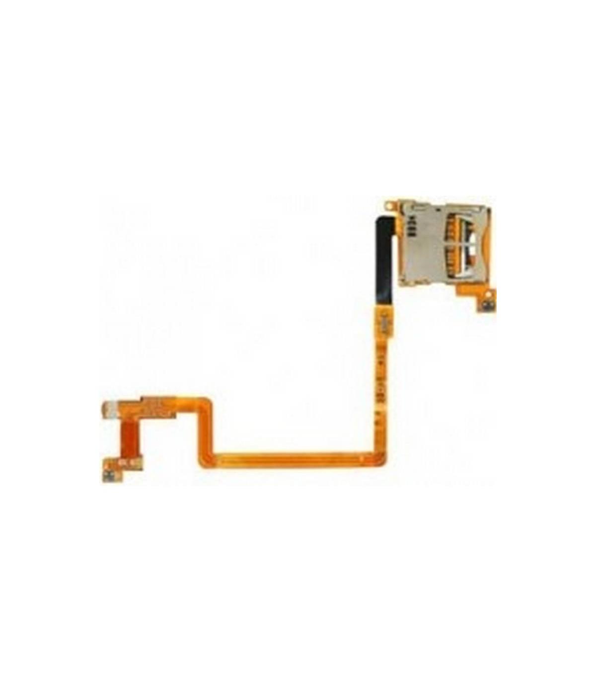 Nintendo NDSi cable flex con lector de tarjetas SD