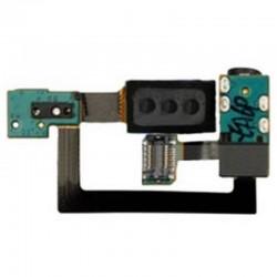 Samsung GT-i9000 altavoz auricular con cable flex, sensor de proximidad y conector auriculares