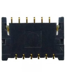 Conector de flex para Iphone 3g/3gs