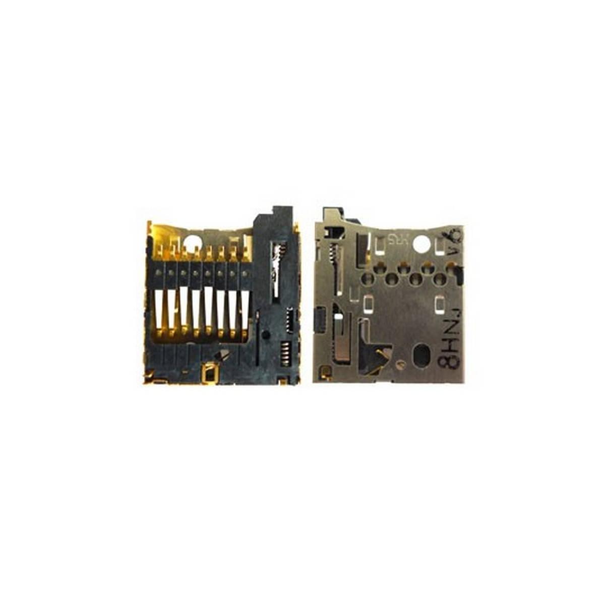 Conector de Micro SD para Nokia N95, N96/N97/5320 E61I, 6120C 6110N
