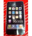 funda silicona iphone 3G/3Gs transparente