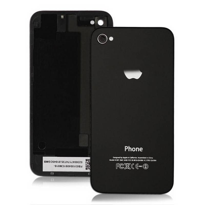Tapa trasera iphone 4S negra
