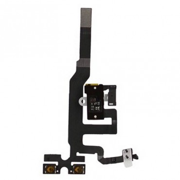 jack auricular iphone 4s con flex volumen