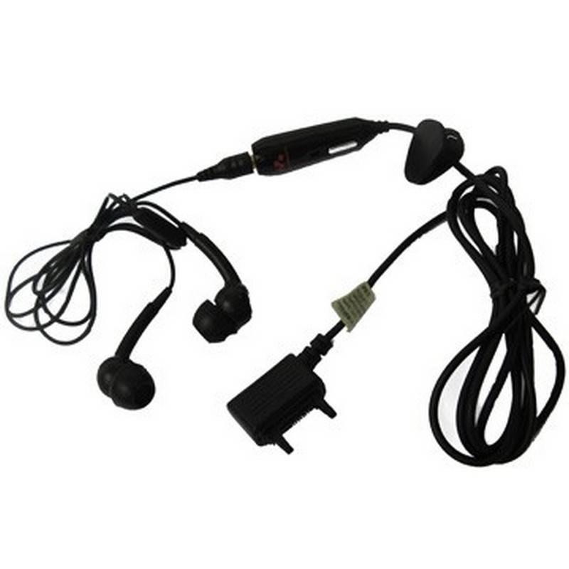 Manos Libres, Cascos Sony Ericsson HPM-70 Negro