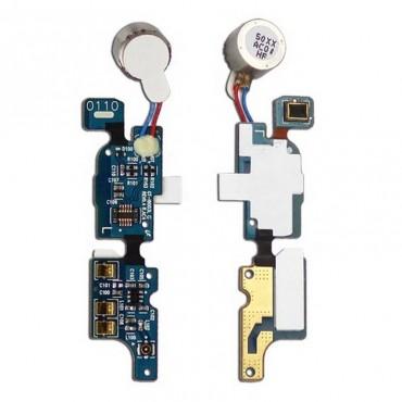 Placa de conexión de las antenas, con vibrador y micrófono de Samsung i9003 Galaxy S SCL, SL