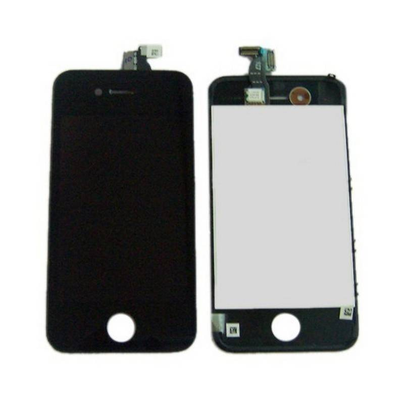 ecrã completa iphone 4s preta
