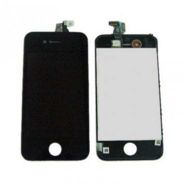 pantalla completa iphone 4s negra